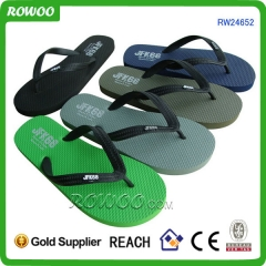 Hot Sale Imprinted Rubber Flip Flops