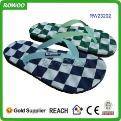 Dualable Men Mosaic EVA Fashional flip flop